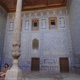 『ウズベキスタン旅行記19 ハーンのプライベート空間、タシュ・ハウリ宮殿』の画像