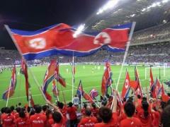 """北朝鮮、1対5で大敗! → 国営放送「わがチームが""""98対0""""で勝ちました!」www"""