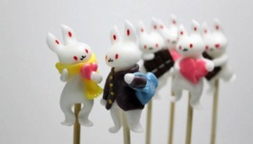 【創作】 可愛くて素晴らしい!!日本人の作る この「飴細工」がクオリティが高いと、話題に。画像一覧    海外の反応