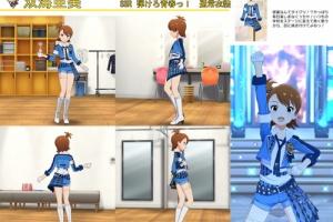 【ミリシタ】SSR「弾けろ青春っ! 双海 亜美」(通常・アナザー)衣装紹介