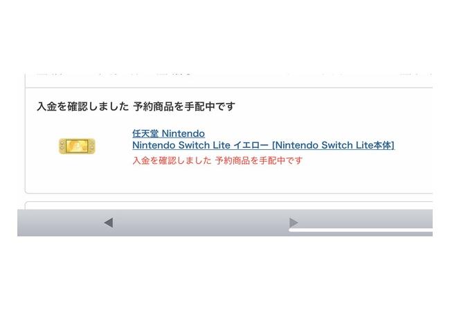 Nintendo Switch Lite 予約開始!