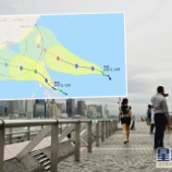 『【香港最新情報】「2つの熱帯低気圧、香港に接近中」』の画像