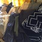 『秋晴れ、和服の衣装替え、洗濯日和 男の着物、心の旅路?』の画像