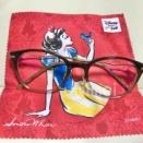 白雪姫のメガネを買いました🍎