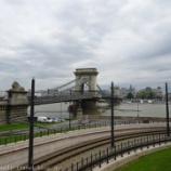 『ハンガリー旅行記19 【世界遺産】王宮に繋がるセーチェーニ鎖橋』の画像