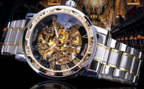 購入した腕時計の