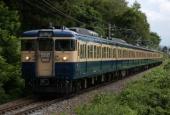 『2014/7/19-20運転 懐かしの115系横須賀色』の画像