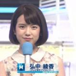 『弘中綾香 ミュージックステーション (2016年07月29日放送 12枚)』の画像