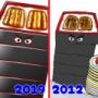 beforeafter★2012年→2019年の絵を比較!「うな重」