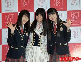 NGT48の専用劇場「ラブラ2」内に開設