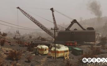 ローリンス・ワークキャンプ(Wastelander前)