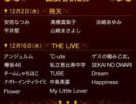 【速報】欅坂46、FNS歌謡祭に出演wwwwwwwwwwwwwwwwwwwwwwwww