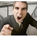 怒ったりクレームばっかり言ってる奴は「顔」が「怒ってる顔」の筋肉が付き、近寄りにくくなる!