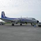『【平成14年8月東北・北海道旅行記⑤】ANK500 稚内→丘珠 YS-11』の画像
