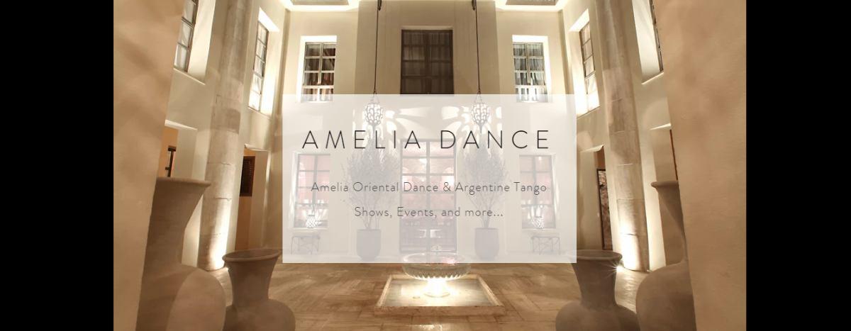 Amelia Oriental Dance イメージ画像