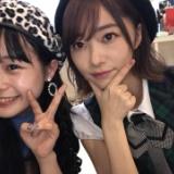 RESET公演初日終了後のHKT48メンバーと指原莉乃の写真