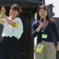 第25回湘南祭2018 その30(茅ヶ崎マスコットコンテストの10(慶応義塾大学湘南藤沢キャンパス))