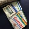 【セリア&キャンドゥ】小さなBOX同士がシンデレラフィット♪&長財布に便利なグッズ♪