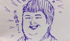 【乃木坂46】賀喜遥香、似顔絵上手いなぁ