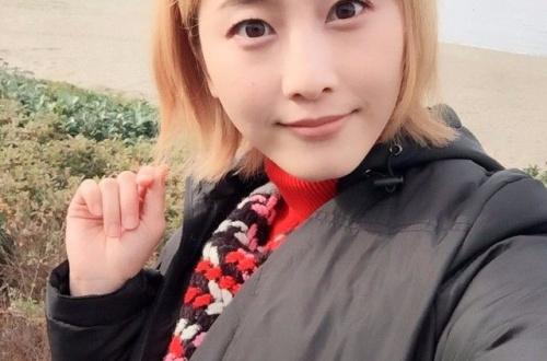 元SKE松井玲奈さん、金髪にするも識者からの指摘を受け1か月で黒髪にのサムネイル画像