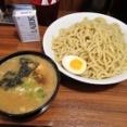 ■岩本町の「三豊麺」で、デカ盛りつけ麺!