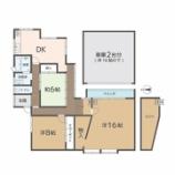 『【物件情報(募集終了)】上市町郷柿沢 中古住宅880万円!』の画像