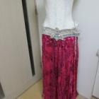 『ベリーダンス衣装 巻きスカートタイプならミシンが無くても丈上げ問題なし!』の画像