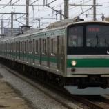 『253系が埼京線で試運転を行った理由とは』の画像
