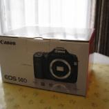 『Canon EOS 50D』の画像