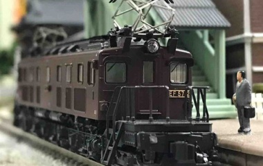 『KATO EF57』の画像