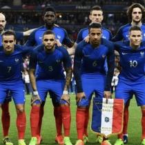 【画像】サッカーフランス代表、白人が多くなる