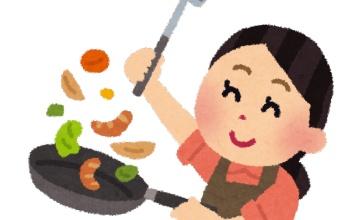 母が作った料理のリアリティが凄すぎたwwwwww