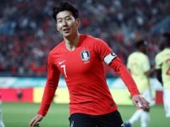 韓国代表ソン・フンミン、生涯初の日本遠征!?www