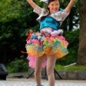 2018年横浜開港記念みなと祭ヨコハマカワイイパーク その6(虹の架け橋)