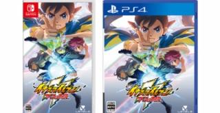 Switch/PS4『イナズマイレブンアレスの天秤』が2018年秋に発売延期