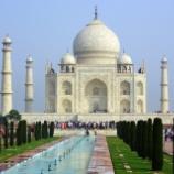 『(2012年 北インド):4.タージマハル(13日目)』の画像