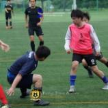 『vs 三菱化工機サッカー部(川崎市)』の画像