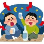 【モラル】東京路上飲みの様子がひどすぎると話題…これは感染者急増するわ