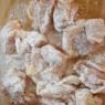 鶏ごぼうのバター醤油照り焼き