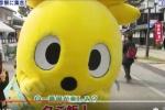 滋賀県の彦根で星のあまん兄さんはびわ湖放送のインタビューを受けたみたい!