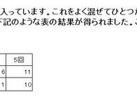 【乃木坂46】白石さん&黒石さんがの数学の問題に登場wwwwww