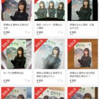 【悲報】長濱ねる表紙の長崎の広報誌、メルカリ転売される