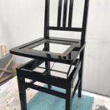 『思い出のピアノ椅子の塗り直し』の画像