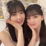 『【乃木坂46】これは完全な癒し・・・『姉妹みたいに見えるかな~・・・』』の画像