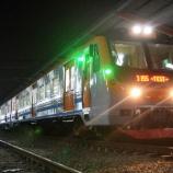 『KFW終電後試運転実施(09月03日)』の画像