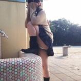 『【GIF】女子高生のラッキースケベwwwwwwwwwwwwwww』の画像