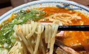 トロうまスープの「辛味中華」