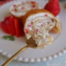 母の日にも!ホケミで簡単!タルギケーキ風いちごミルクレープ
