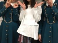 【画像】欅坂46平手友梨奈ですら顔がデカく見える...なんだよコレ...