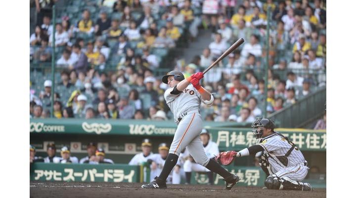 【 動画 】巨人・ゲレーロ、今季3号となるソロ本塁打!